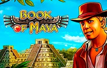 Slot Book of Maya