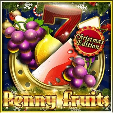 Слот Penny Fruits Christmas Edition