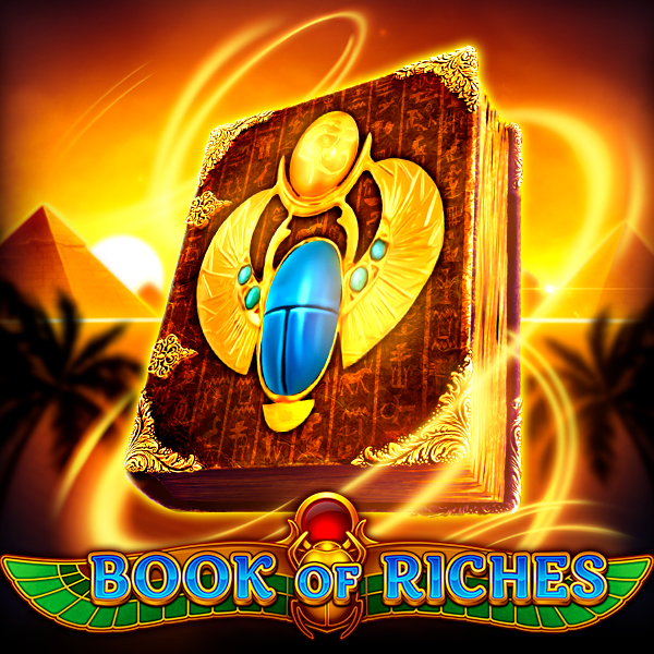 Слот Book Of Riches