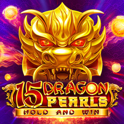 Слот 15 Dragon Pearls: Hold and Win