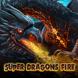 Слот Super Dragons Fire