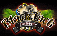 Card Caribbean Blackjack