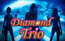 Слот Diamond Trio
