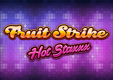 Slot Fruit Strike: Hot Staxxx