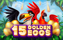 Слот 15 Golden Eggs