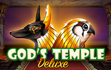 Slot God's Temple Deluxe