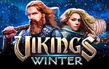 Слот Vikings Winter