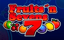 Слот Fruits and Sevens