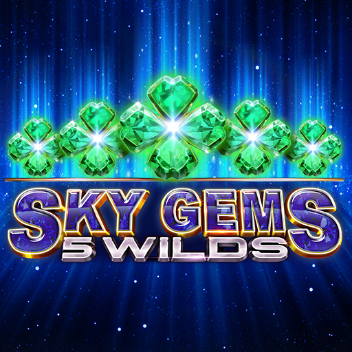 Слот Sky Gems 5 Wilds