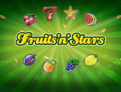 Слот Fruits and Stars