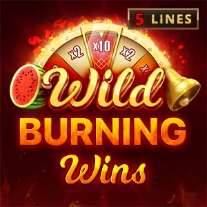 Слот Burning Wins: classic 5 lines