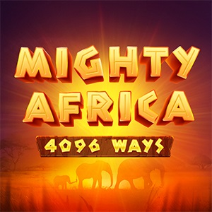 Слот Mighty Africa: 4096 ways