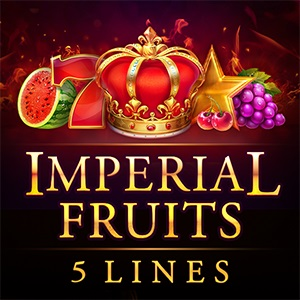 Слот Imperial Fruits: 5 lines