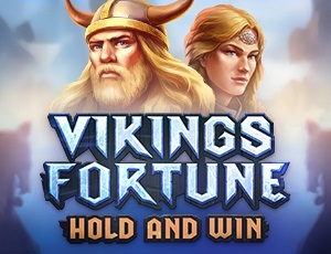 Слот Viking Fortune: Hold and Wins