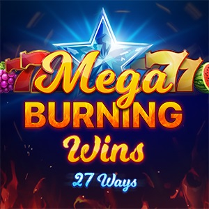 Слот Mega Burning Wins: 27 ways