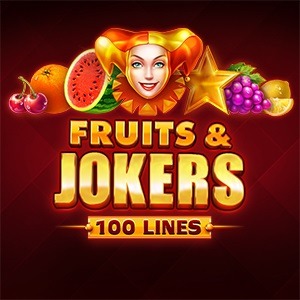 Слот Fruits & Jokers: 100 lines