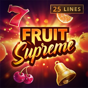 Слот Fruit Supreme: 25 lines