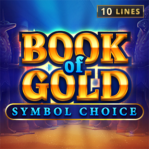 Слот Book of Gold: Symbol Choice